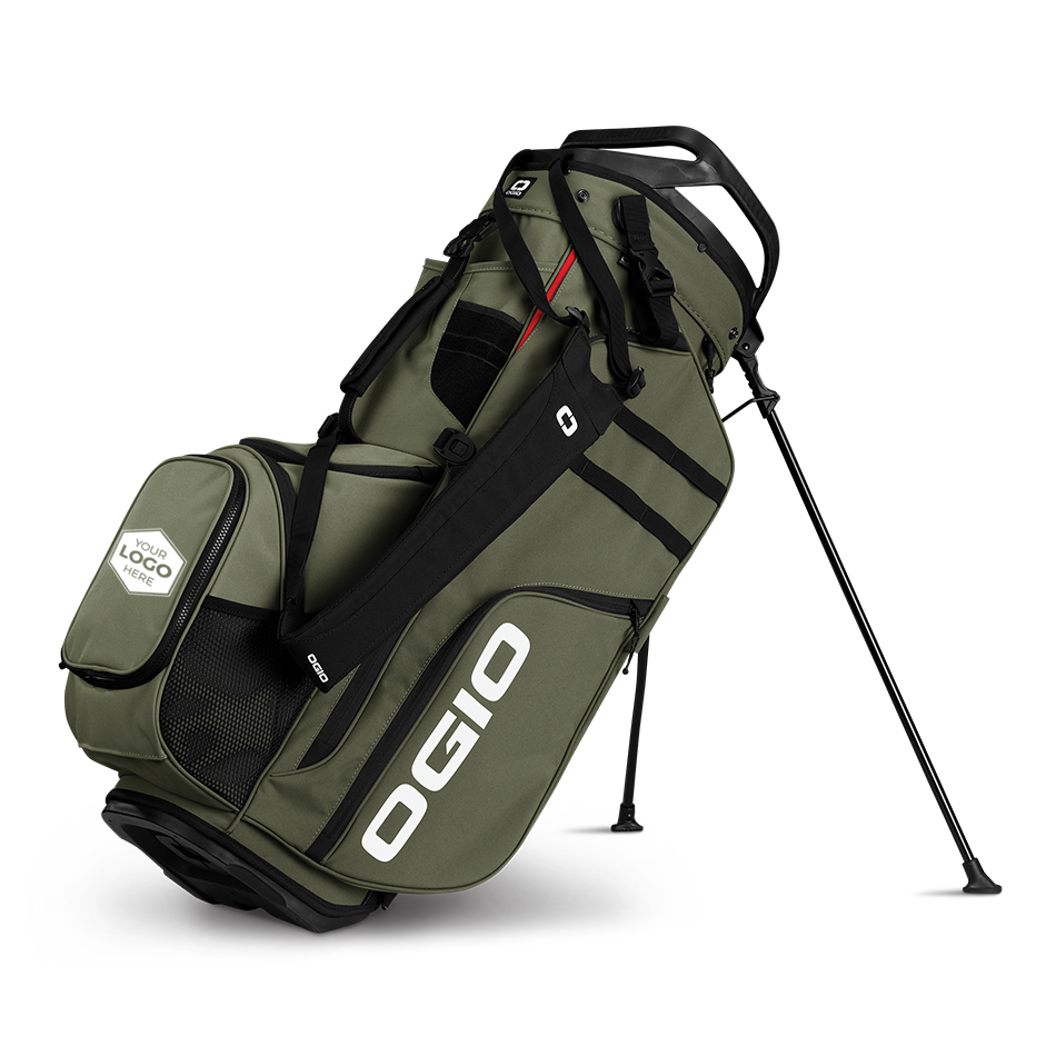 Alpha Convoy 514 RTC Logo Stand Bag - View 5