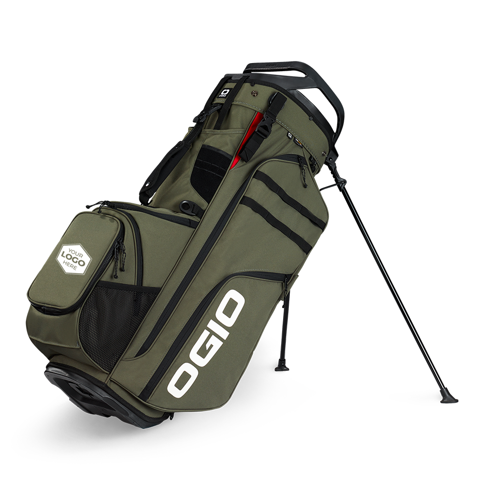 Alpha Convoy 514 RTC Logo Stand Bag - View 4
