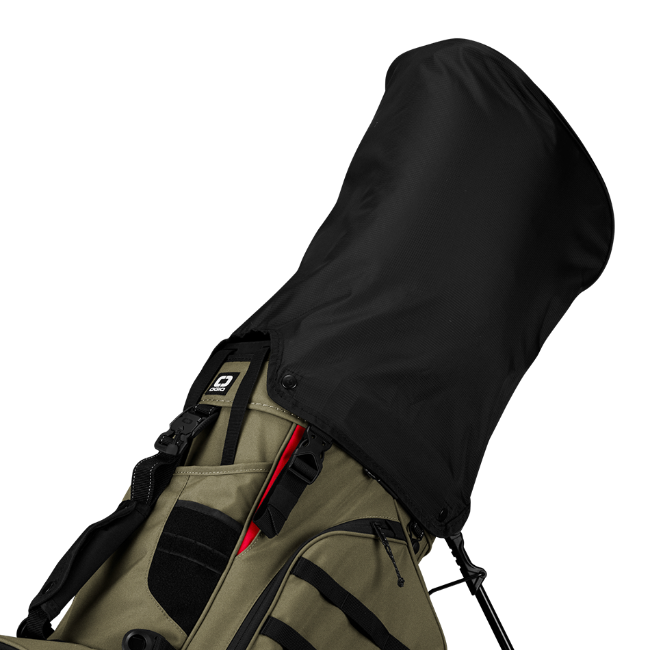 Alpha Convoy 514 RTC Logo Stand Bag - View 6
