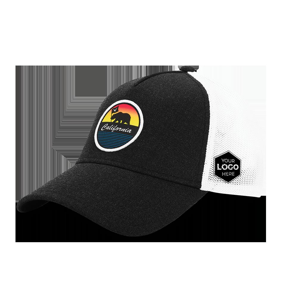 Cali Trucker Logo Cap - Featured