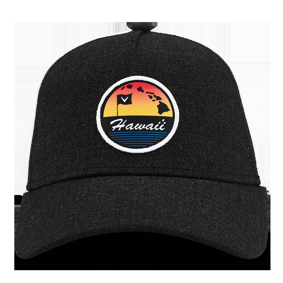 Hawaii Trucker Logo Cap - View 3
