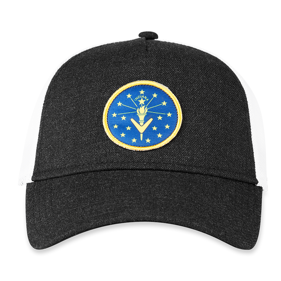 Indiana Trucker Logo Cap - View 2