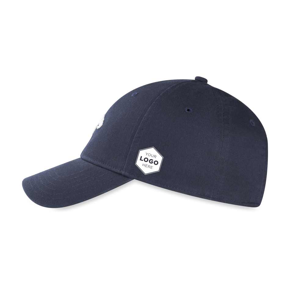 Heritage Twill Logo Hat - View 5