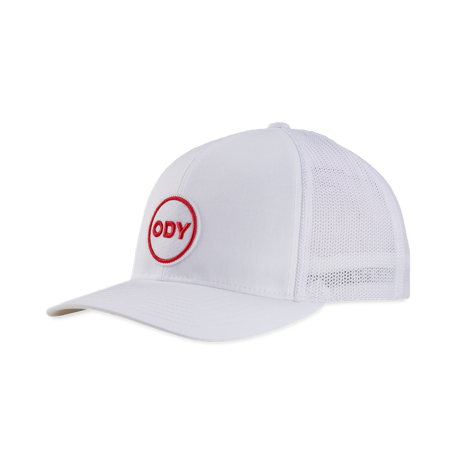 ODY Patch Carlsbad FLEXFIT® Mesh Trucker Cap - View 1