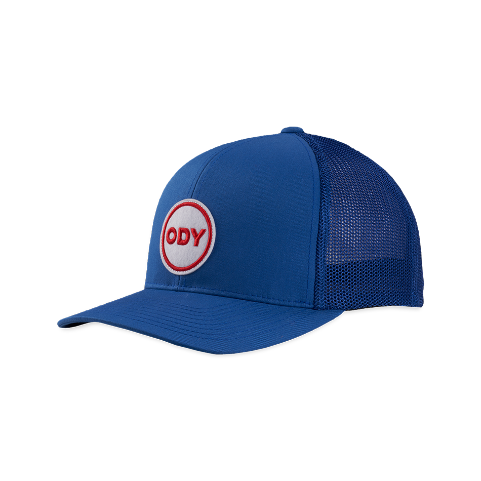 ODY Patch Carlsbad FLEXFIT® Mesh Trucker Cap - Featured