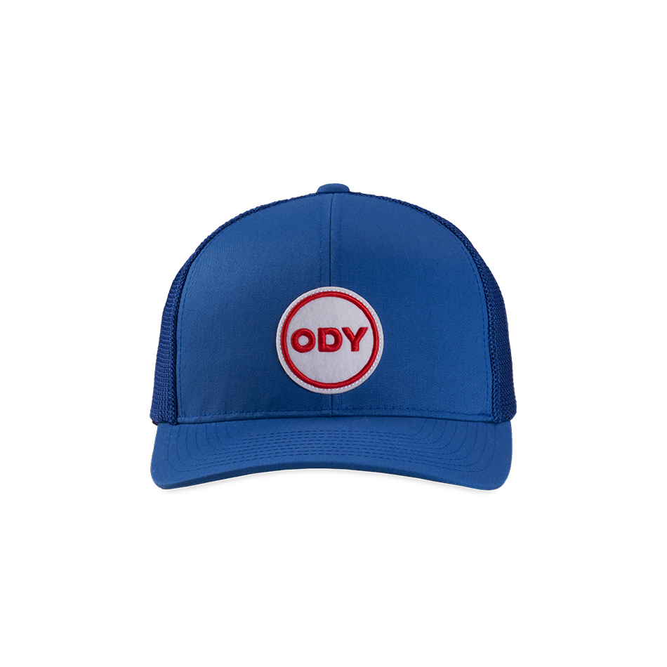 ODY Patch Carlsbad FLEXFIT® Mesh Trucker Cap - View 3