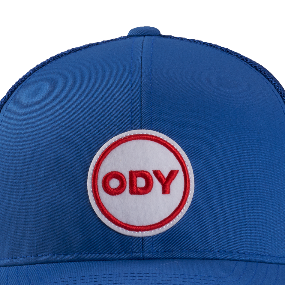 ODY Patch Carlsbad FLEXFIT® Mesh Trucker Cap - View 4