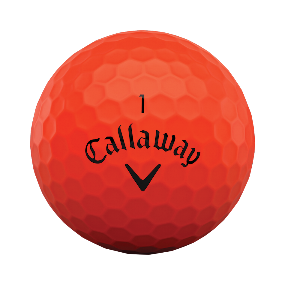 Superhot Bold Red 15-Pack Logo Golf Balls - View 2