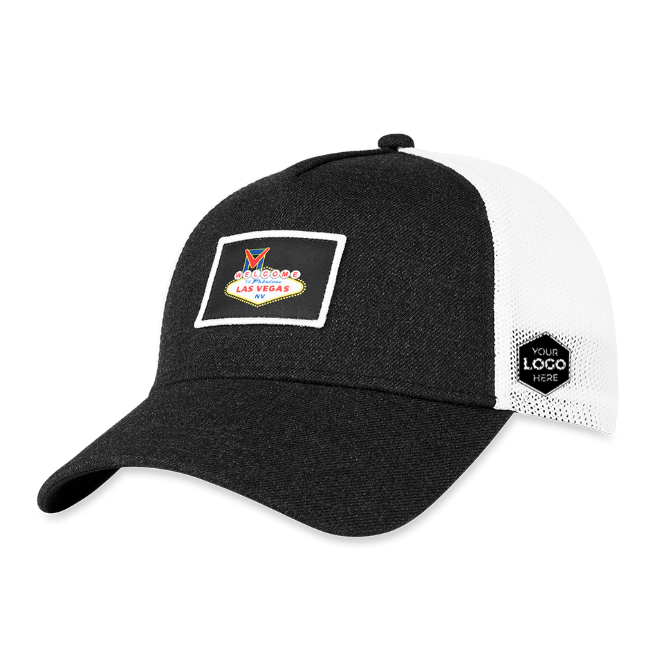 Nevada Trucker Logo Cap - View 1