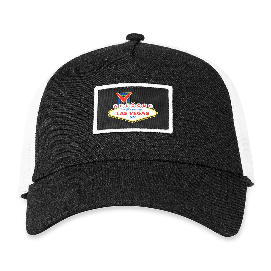 Nevada Trucker Logo Cap - View 2