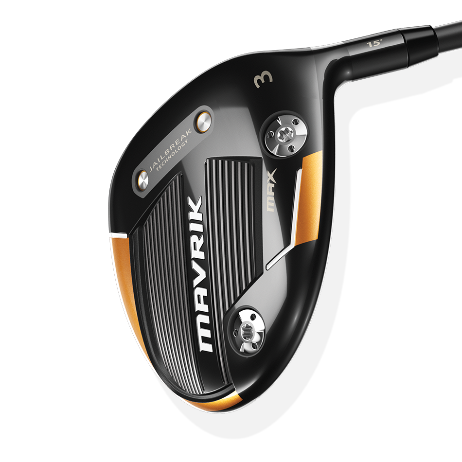 MAVRIK MAX Fairway Woods - Featured