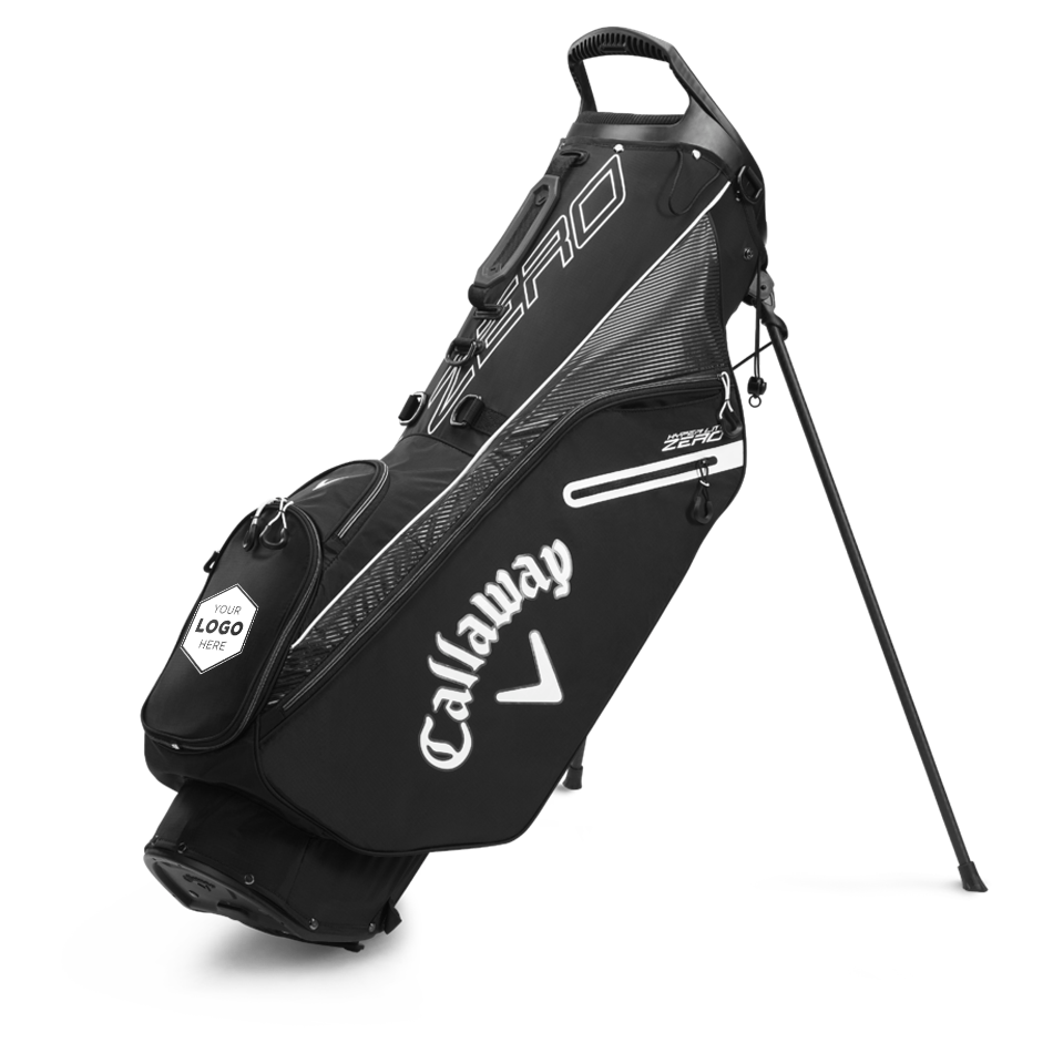 Hyperlite Zero Double Strap Logo Stand Bag - Featured