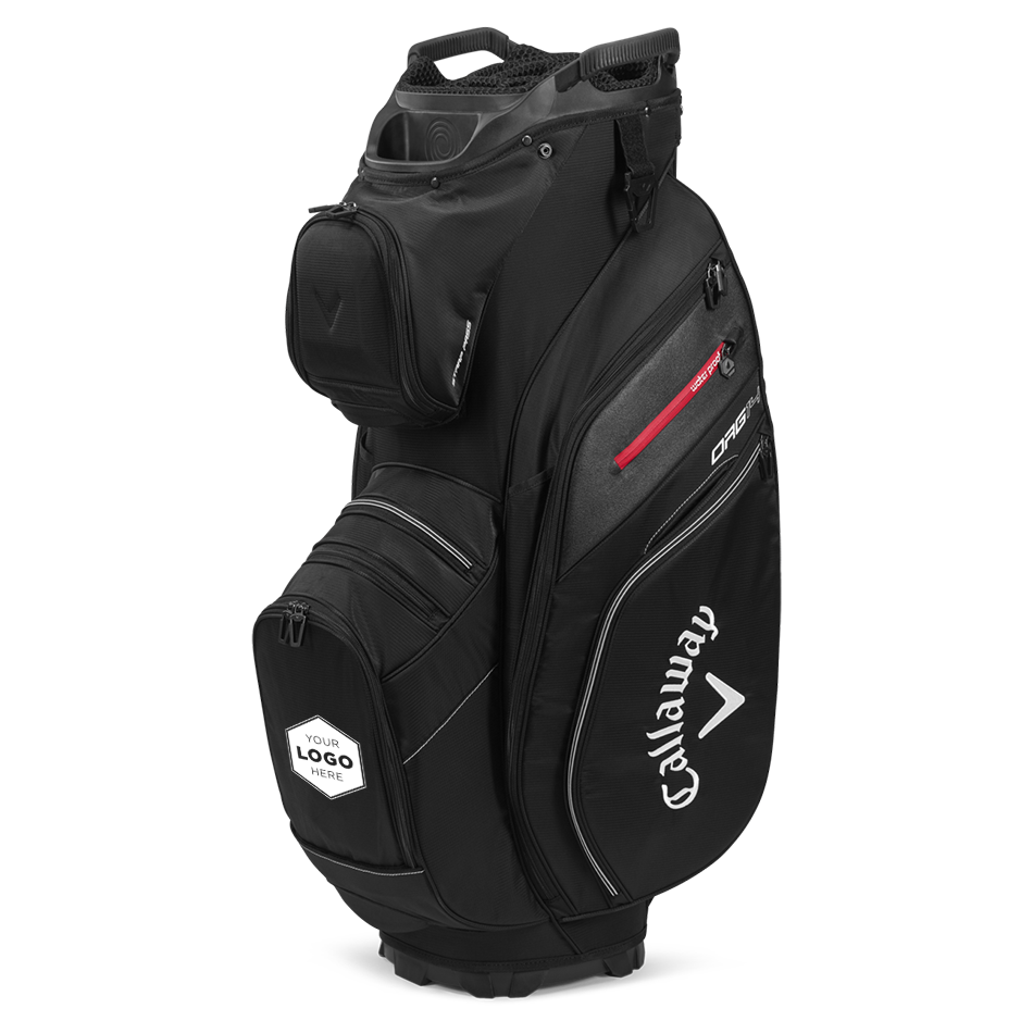 Org. 14 Logo Cart Bag - Featured