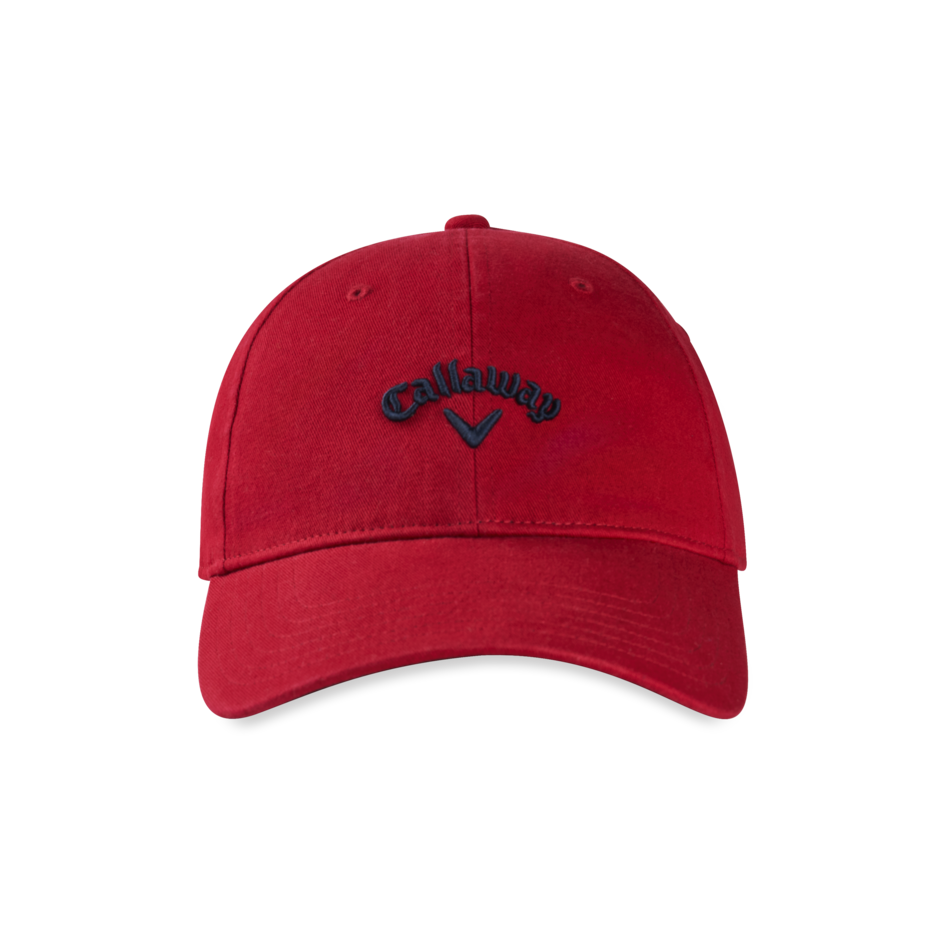 Heritage Twill Logo Hat - View 3
