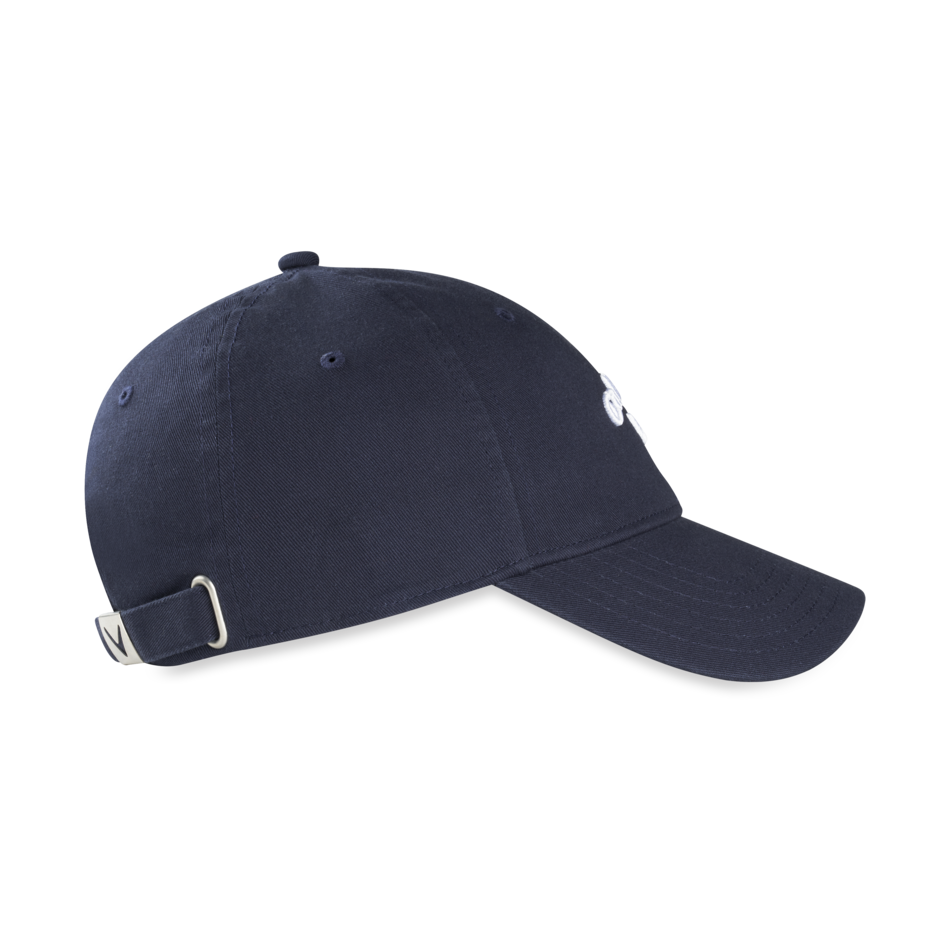 Heritage Twill Logo Hat - View 4