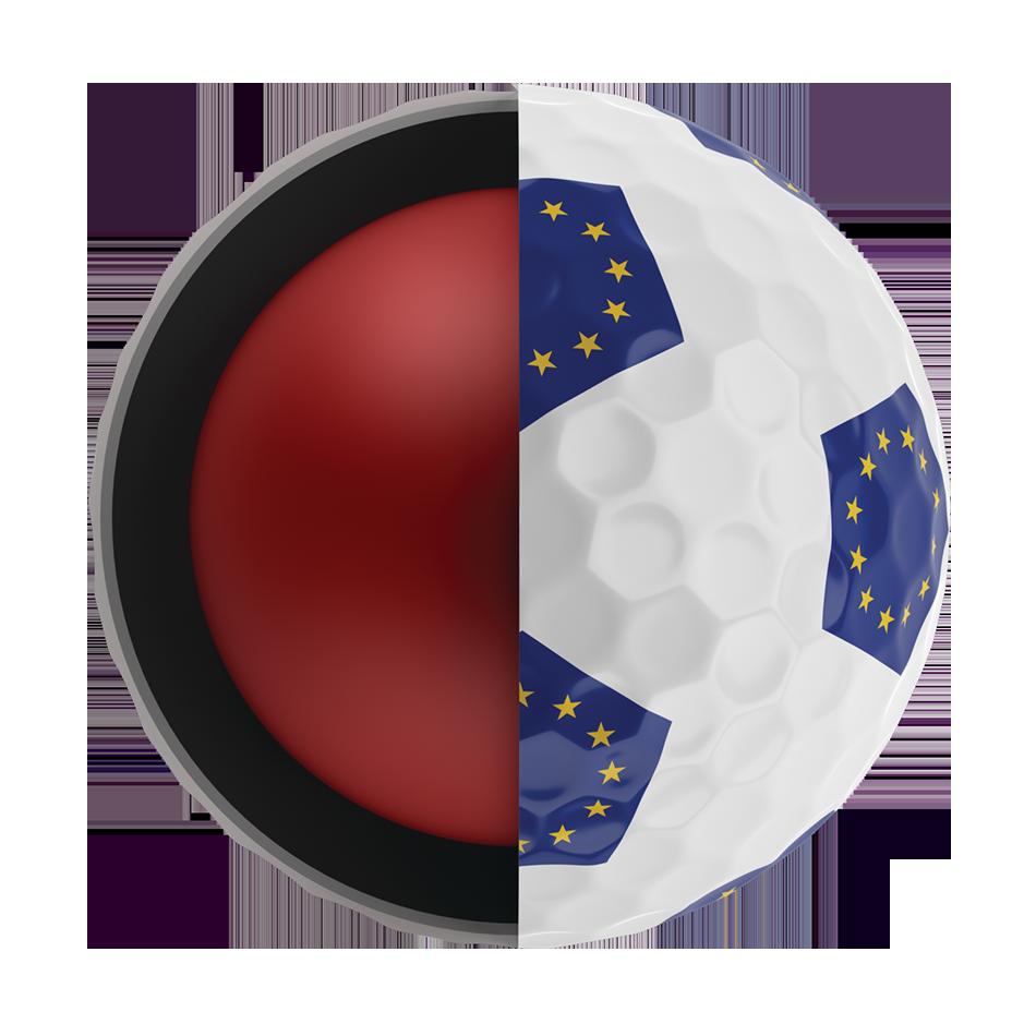 Chrome Soft European Truvis 2018 Golf Balls - View 5