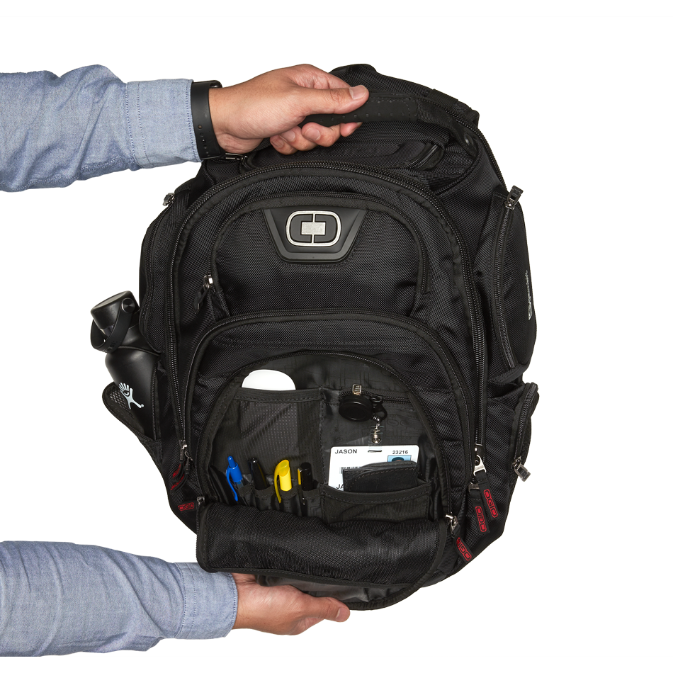 Gambit Laptop Backpack - View 10