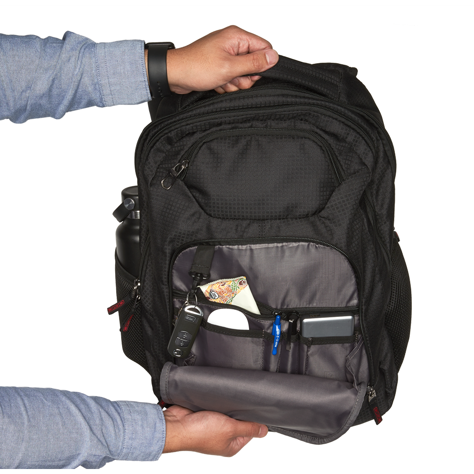 Tribune Laptop Backpack - View 7