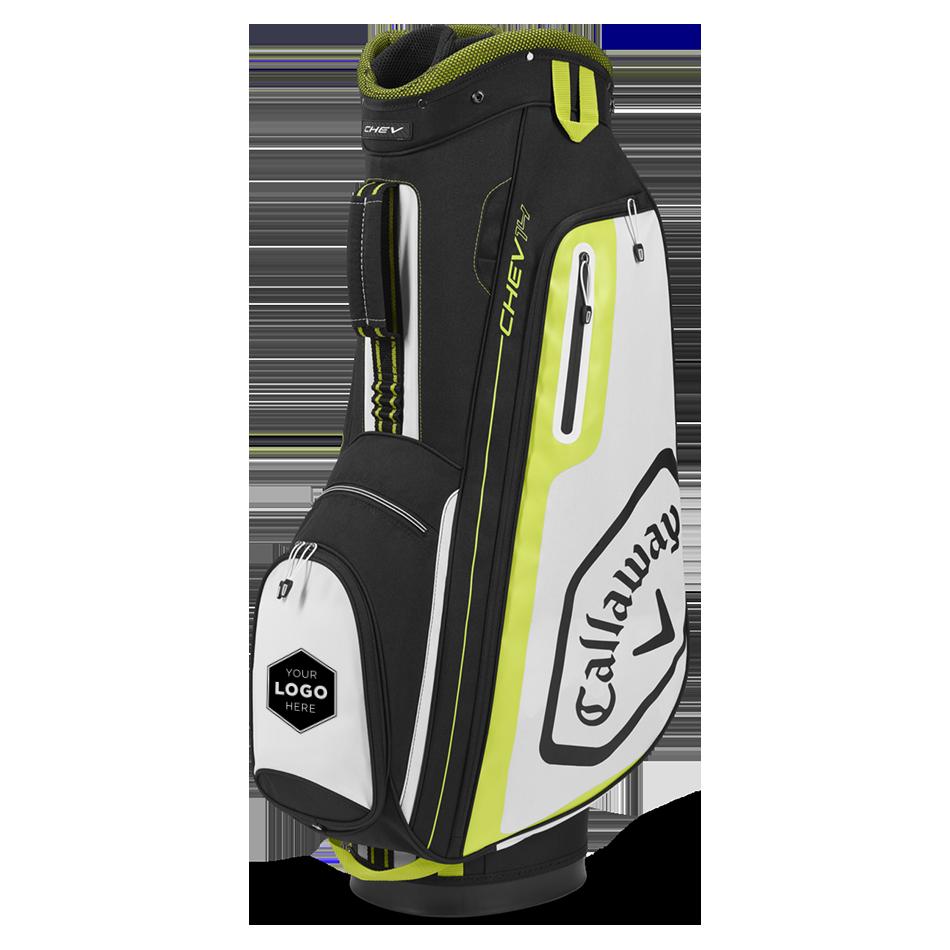 Chev 14 Logo Cart Bag - Featured