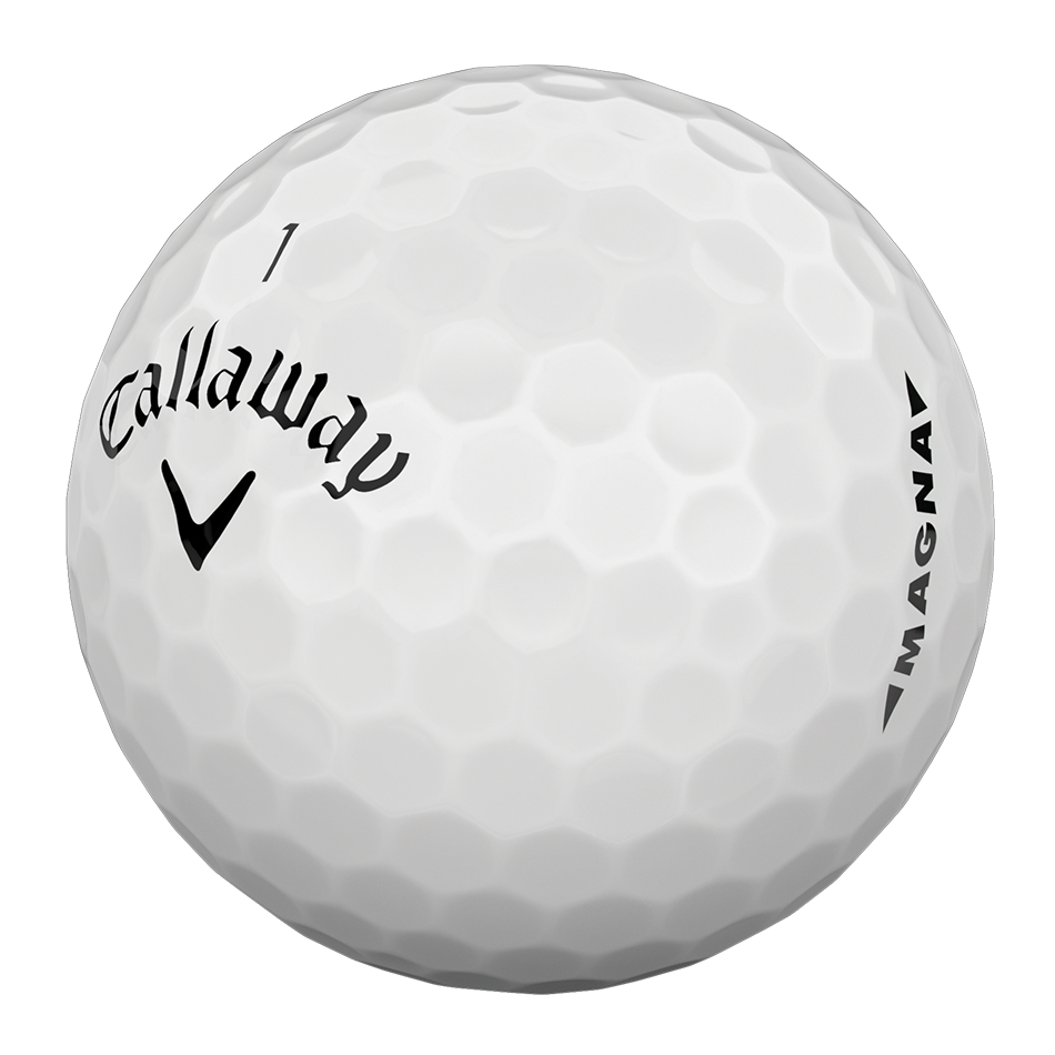 Supersoft Magna Logo Golf Balls - View 4