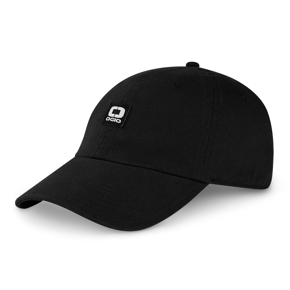 ALPHA Badge Adjustable Hat - Featured