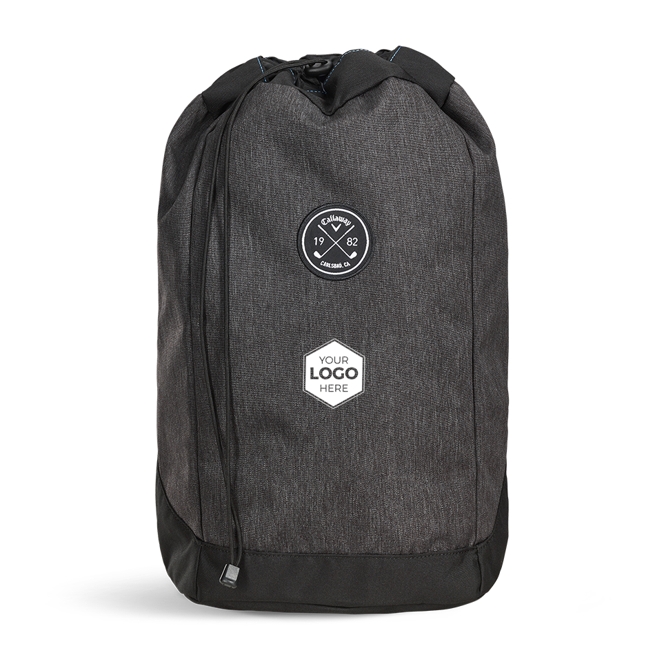 Clubhouse Logo Drawstring Backpack - View 3