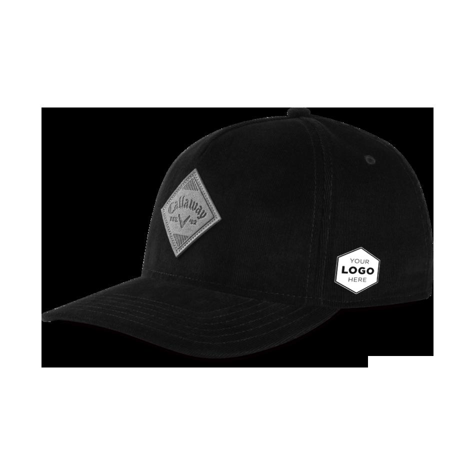 Corduroy Logo Hat - Featured
