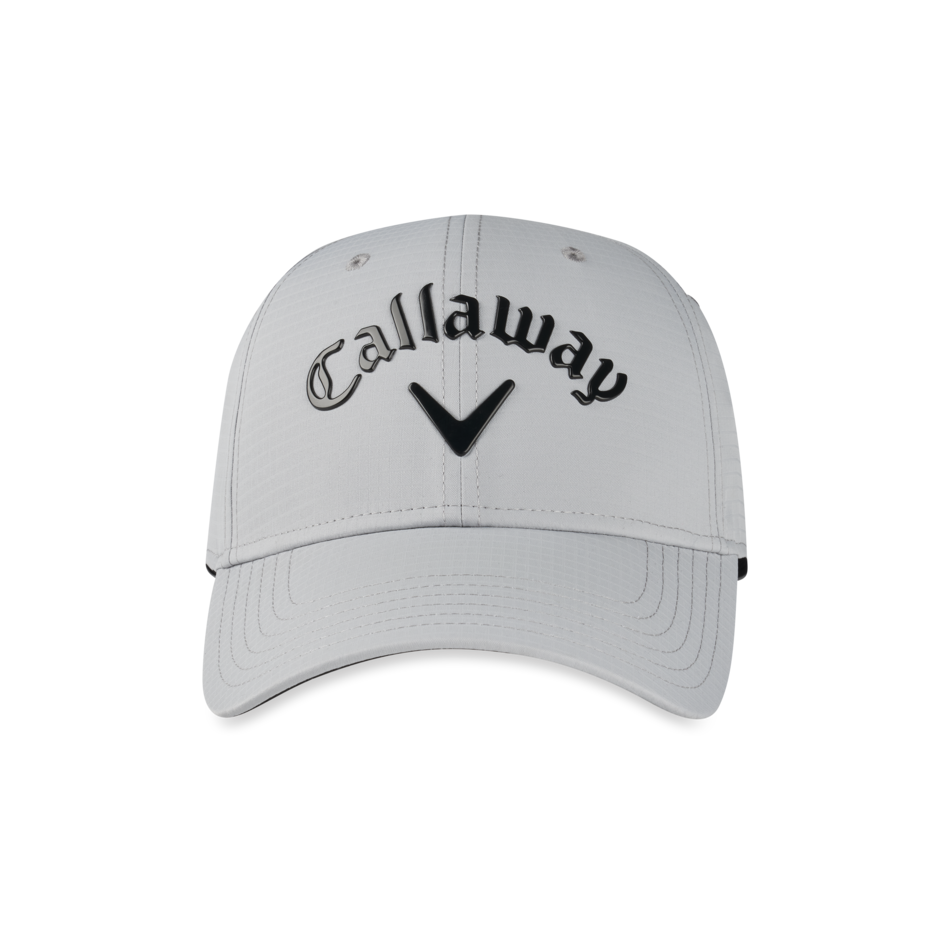 Liquid Metal Logo Cap - View 3