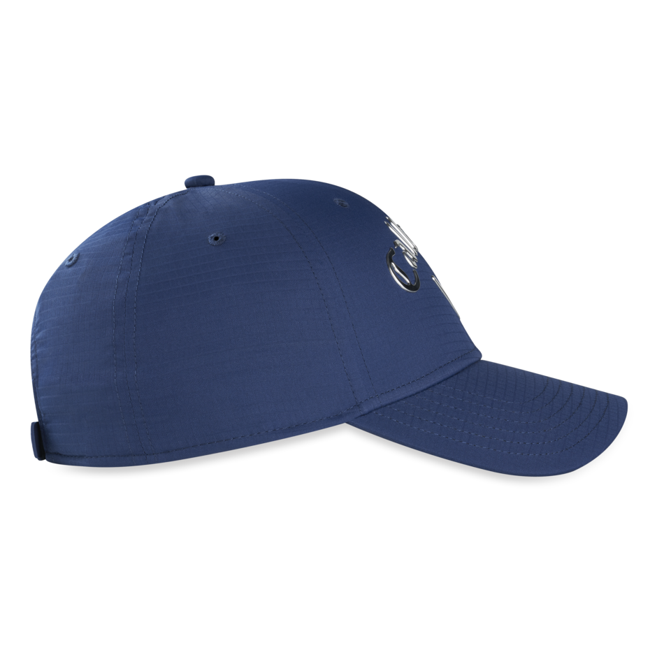 Liquid Metal Logo Cap - View 4