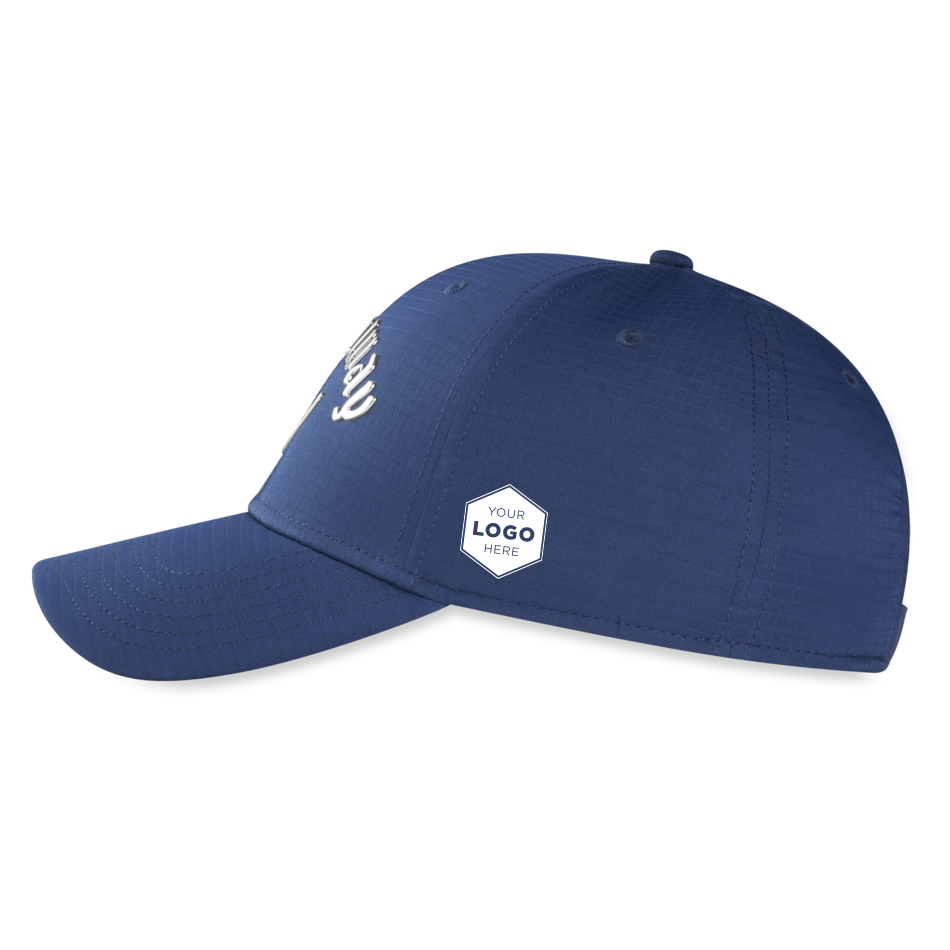 Liquid Metal Logo Cap - View 5