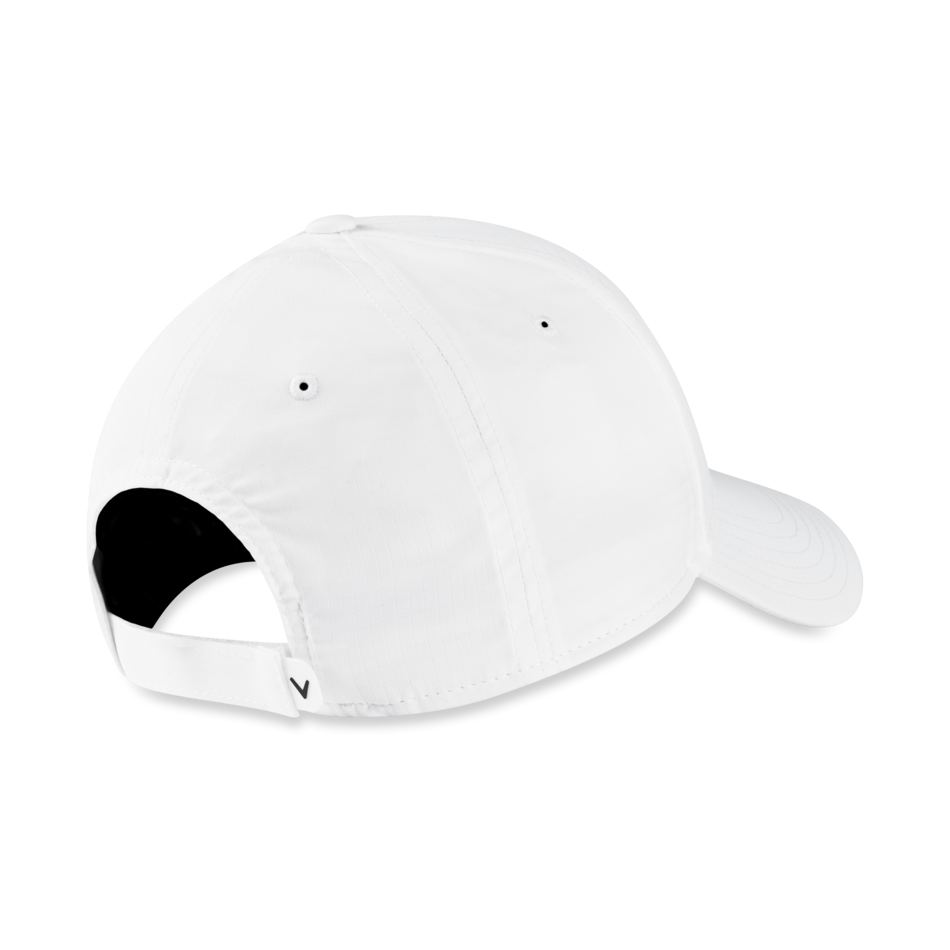 Liquid Metal Logo Cap - View 2