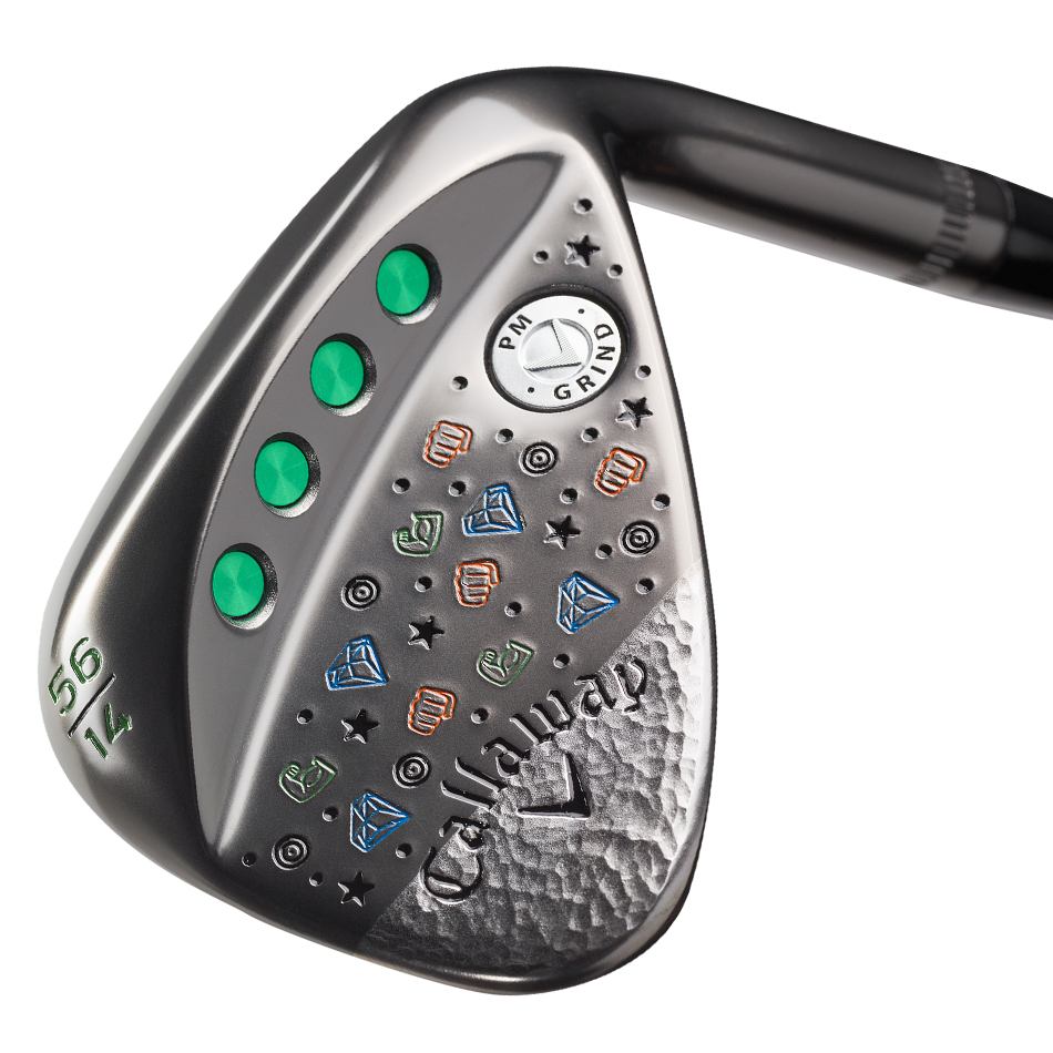 """Tour Limited """"Anthony Taranto Art"""" Wedges - Featured"""