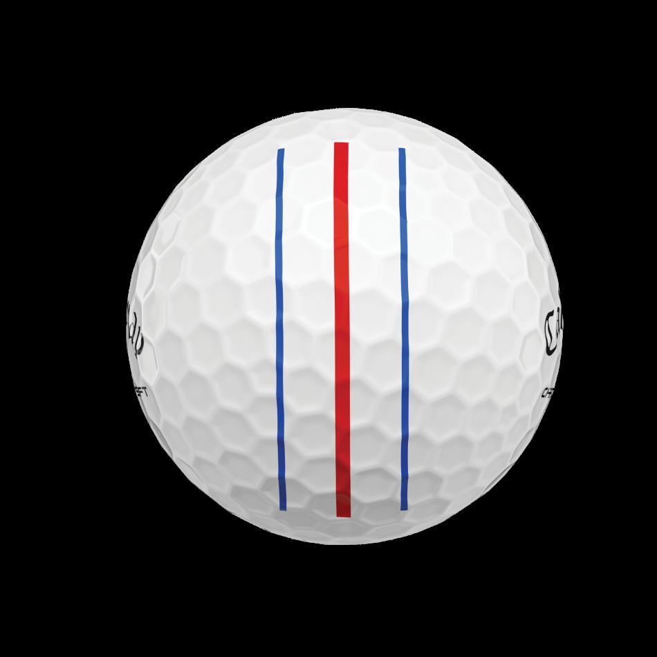 Chrome Soft Triple Track Logo Golf Balls - View 5