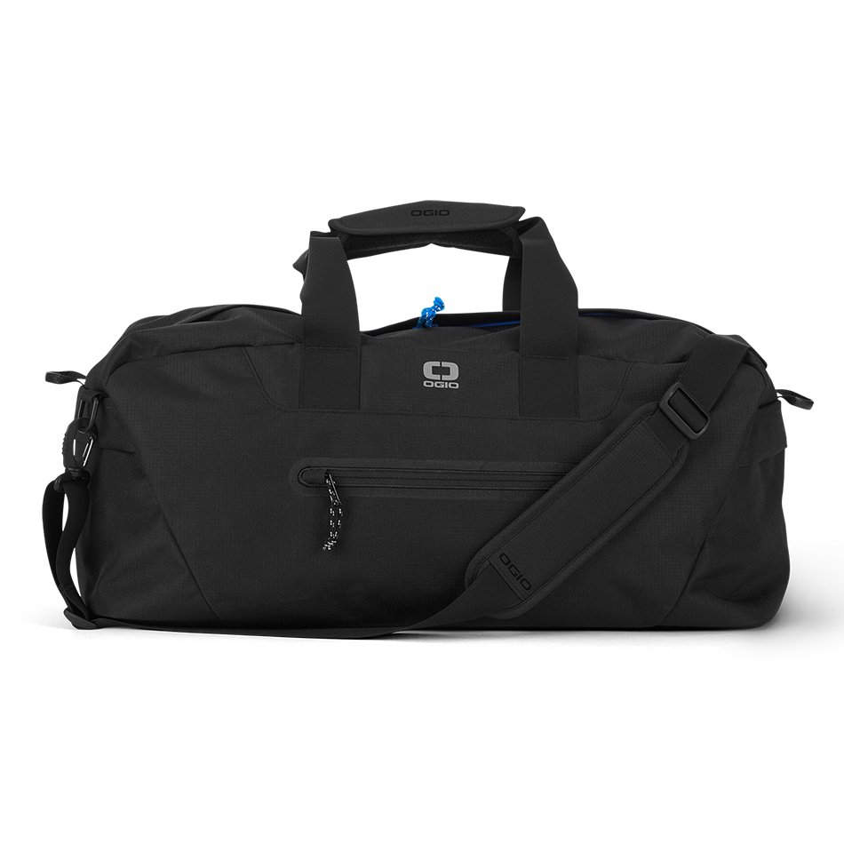 Shadow Flux 345 Duffel Bag - Featured