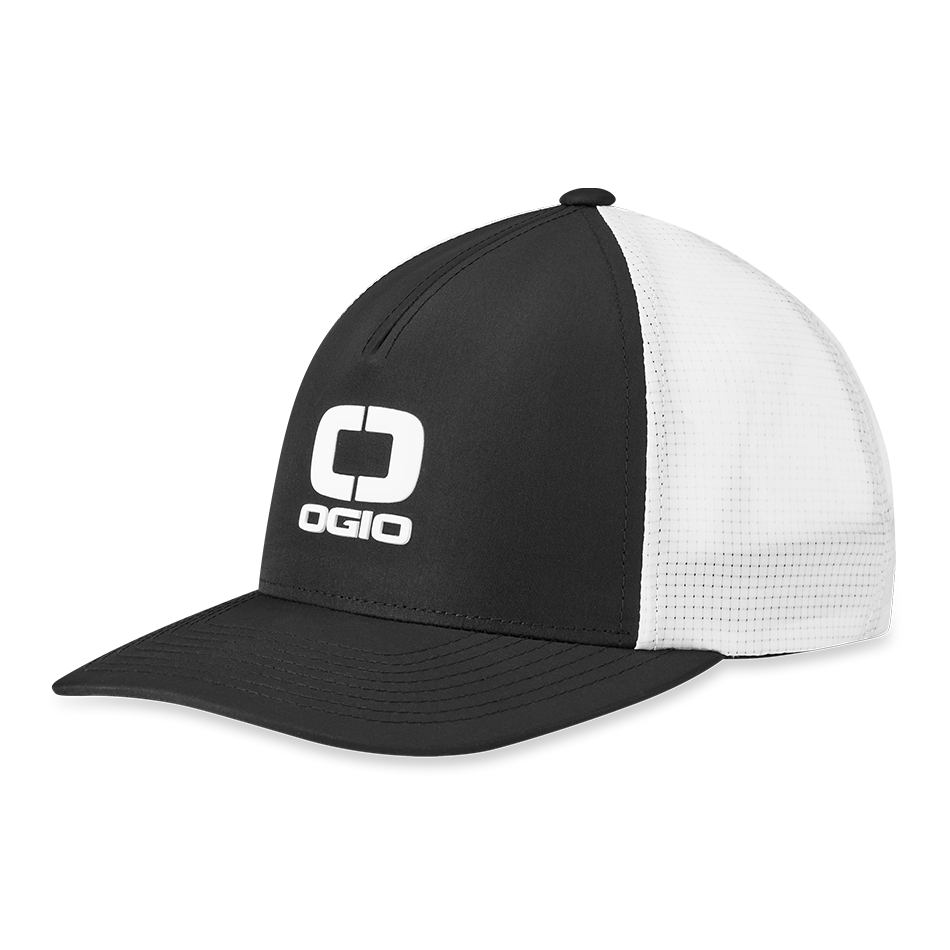SHADOW Badge Mesh Hat - Featured