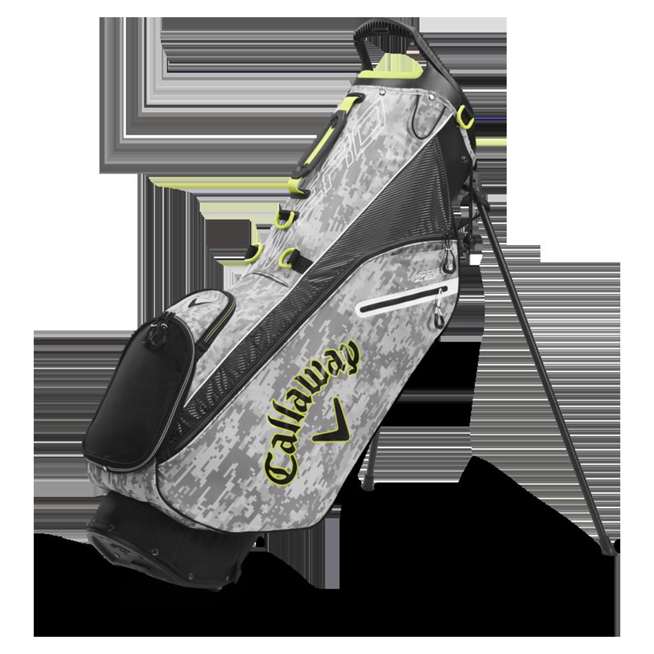 Hyperlite Zero Single Strap Stand Bag - View 1