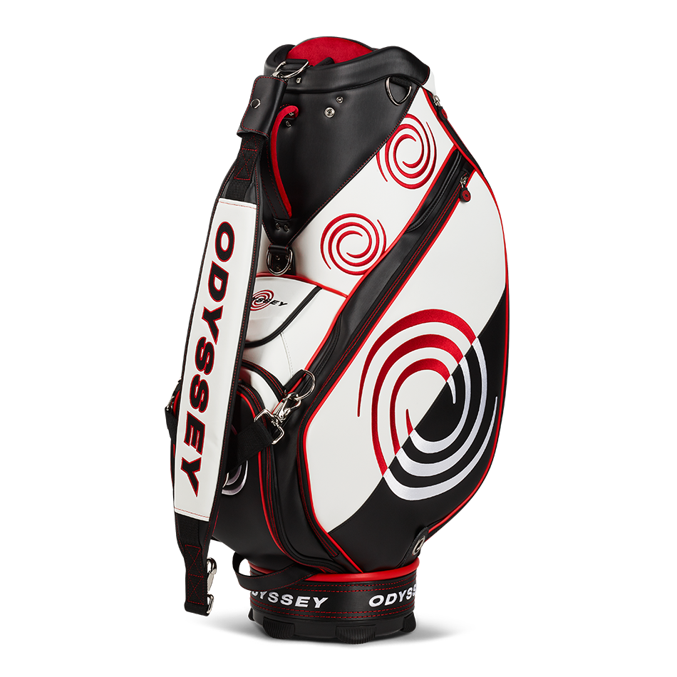 Big Swirl Staff Bag - Featured