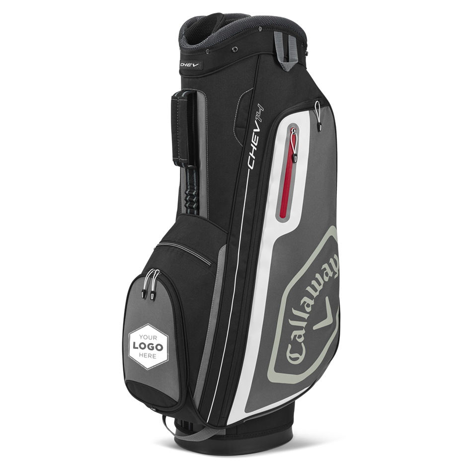 Chev 14 Logo Cart Bag - View 1