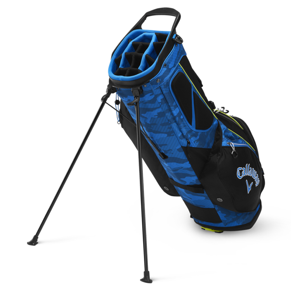 Fairway 14 Logo Stand Bag - View 2