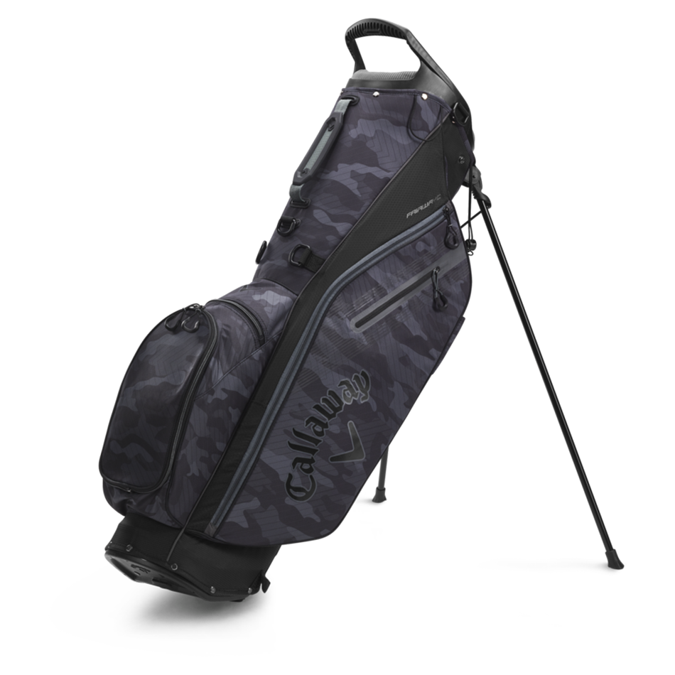 Fairway C Single Strap Stand Bag