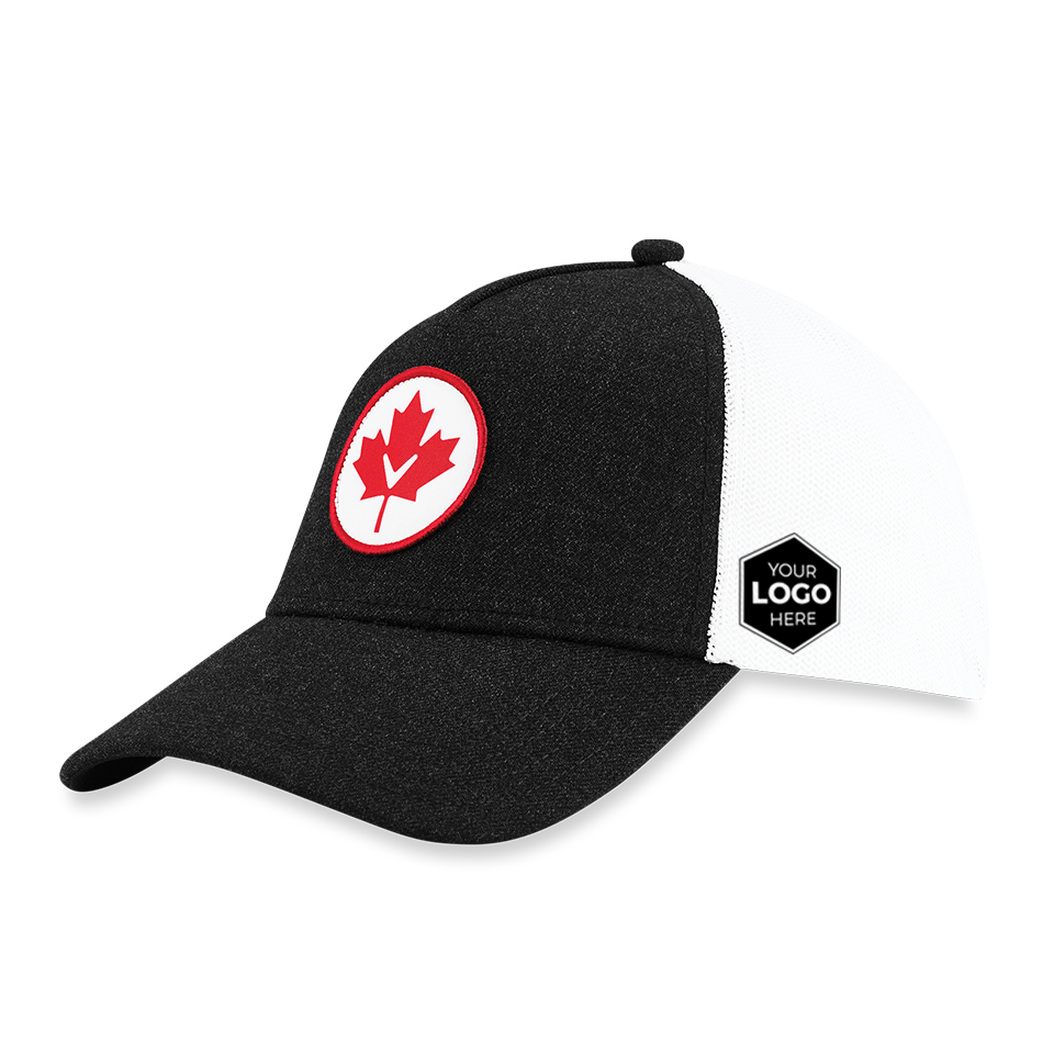 Canada Trcuker Logo Cap - Featured