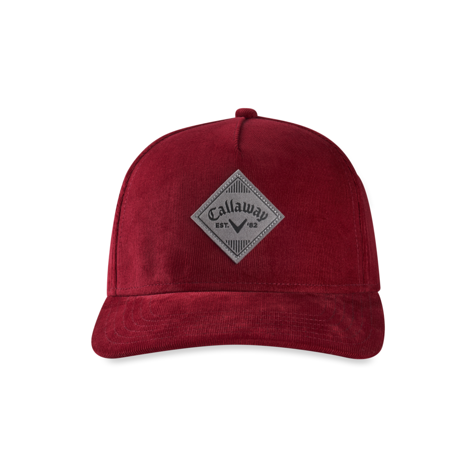 Corduroy Logo Hat - View 3