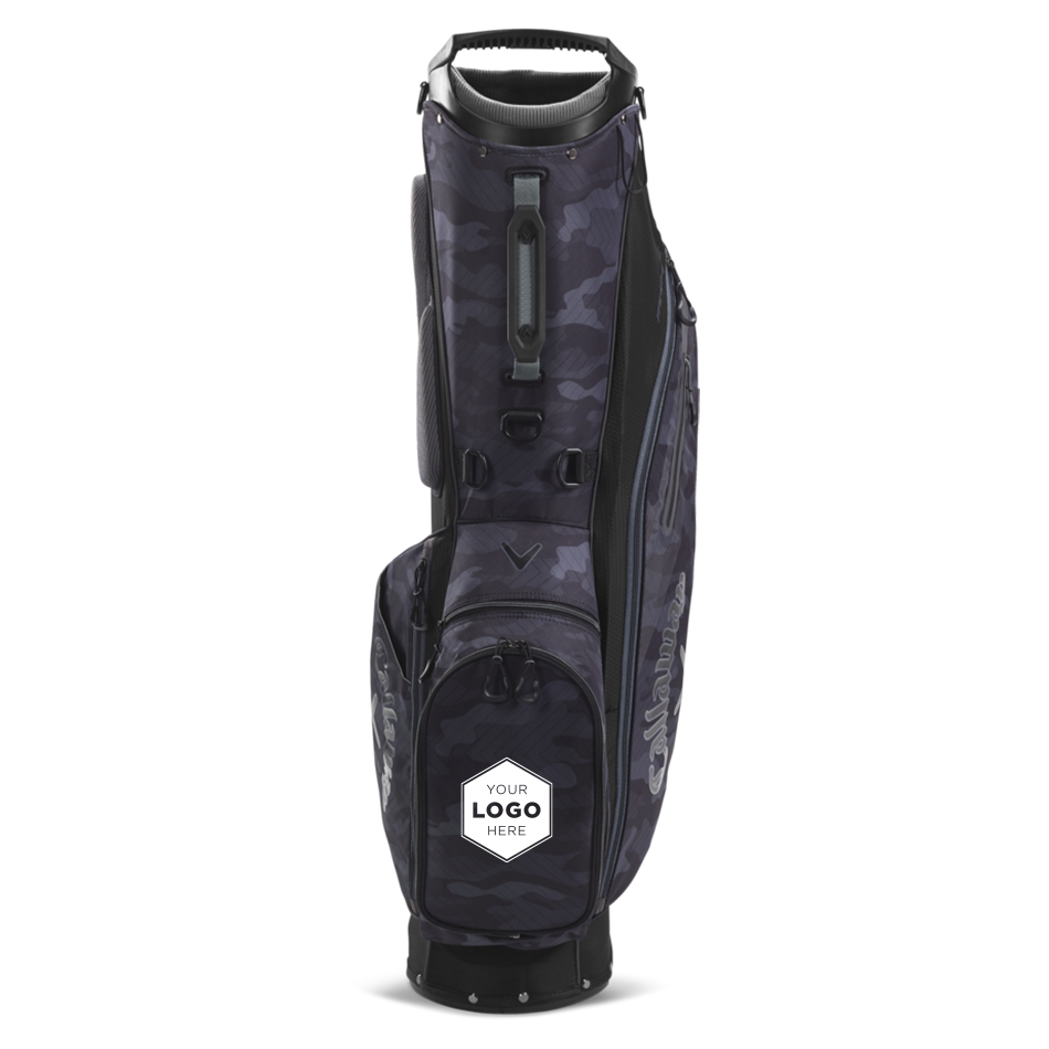Fairway C Single Strap Logo Stand Bag - View 3
