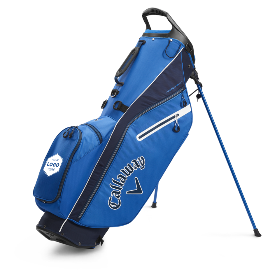 Fairway C Single Strap Logo Stand Bag - Featured