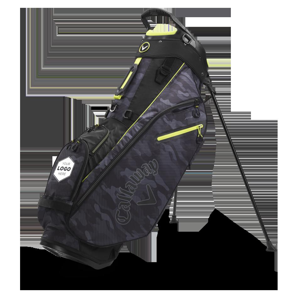 Fairway Single Strap Stand Logo Bag