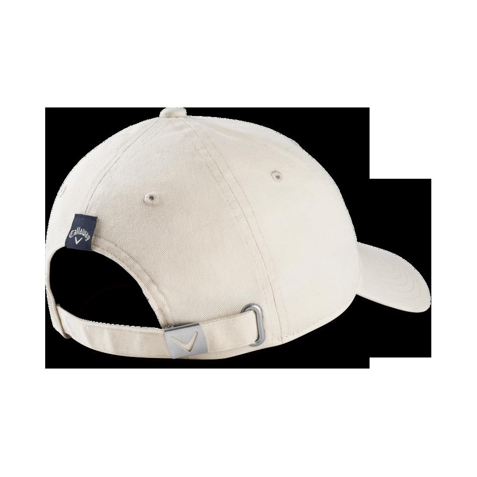 Heritage Twill Logo Hat - View 2