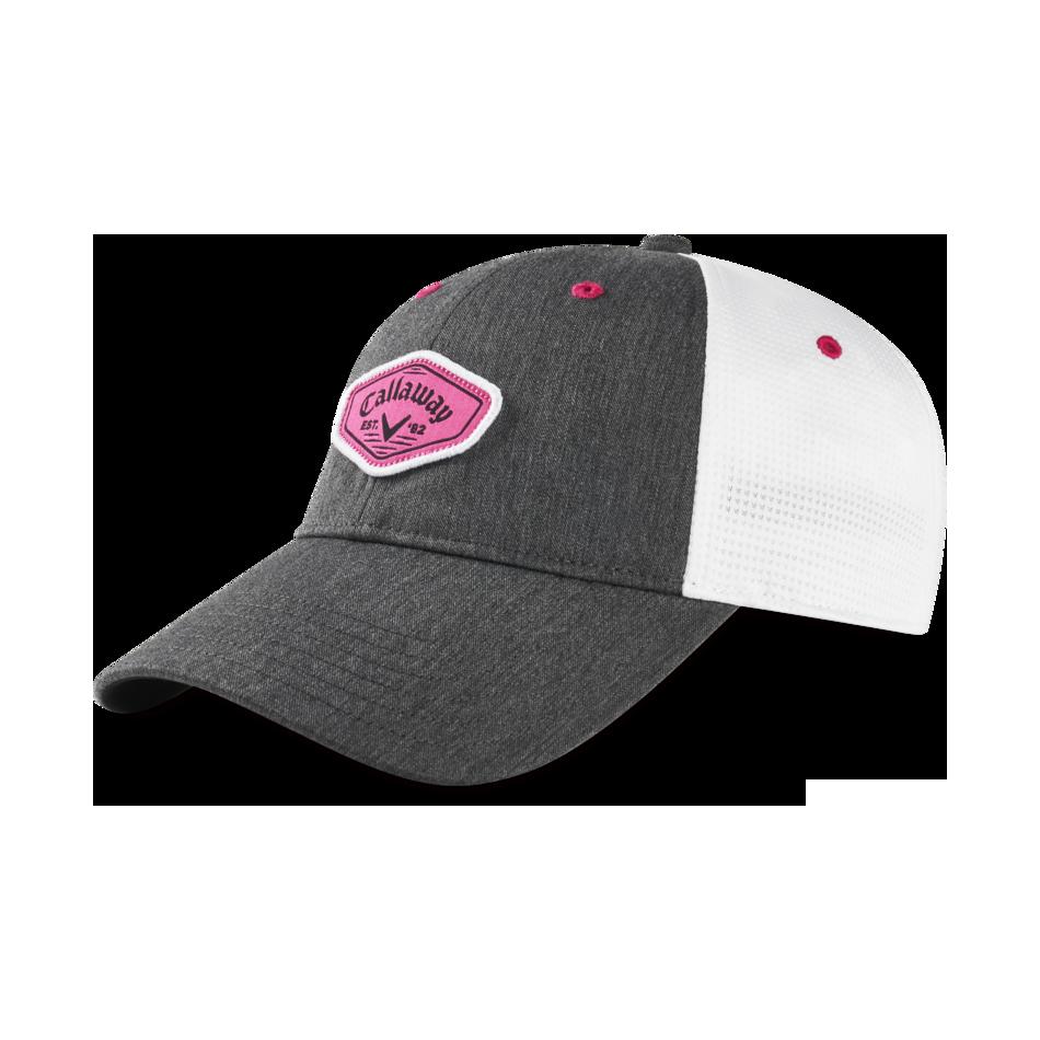 Women's Heathered Cap - Featured