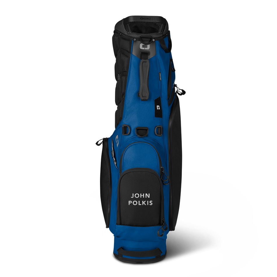 Club Logo Stand Bag - View 2