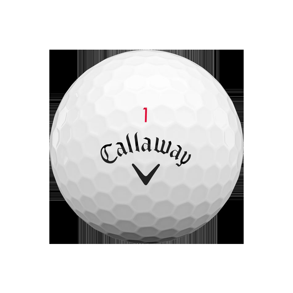 Chrome Soft X Logo Golf Balls - View 3