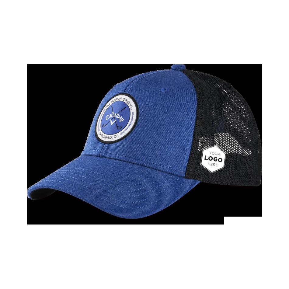 CG Trucker Logo Cap - View 1